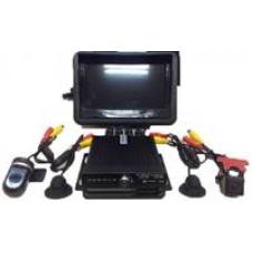 Комплект видеонаблюдения на 7 камер