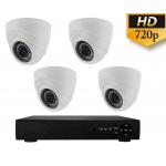 Комплект видеонаблюдения для помещения-4