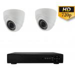 Комплект видеонаблюдения для помещения-2