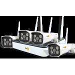 SVIP-Kit304S Беспроводной уличный IP Wi Fi комплект видеонаблюдения